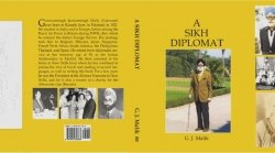 Cover - A Sikh Diplomat
