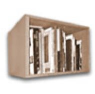 Magazine - Books shelf box