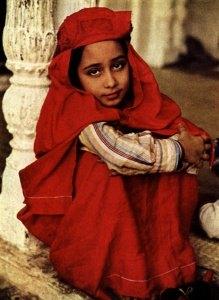 Magazine - Oriental girl