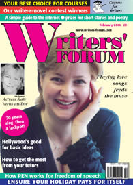 Cover - Writers Forum 04